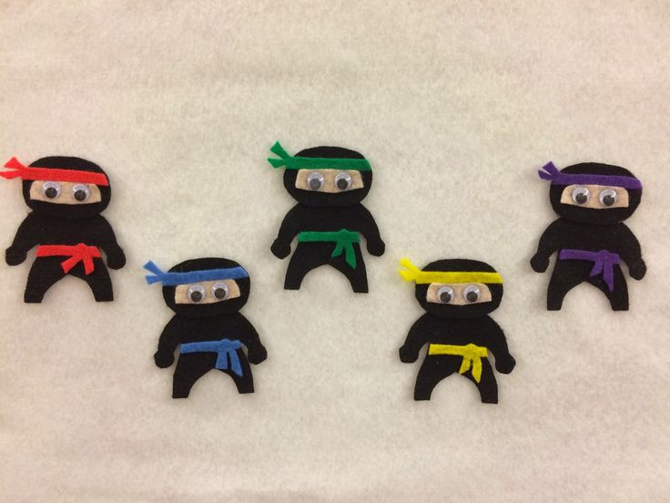 For all you storytime librarians out there: NINJA storytime!!