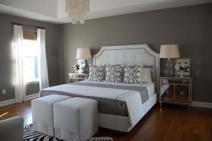 white master bedroom design 3