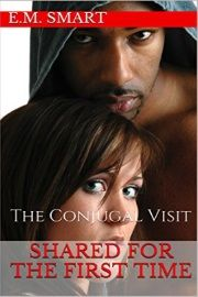 Shared For The First Time: The Conjugal Visit By: E.M. Smart The Unprotected Sex @Interracial Debt Payment Sex http://kinkyliterature.com/book/392-shared-for-the-first-time-the-conjugal-visit/