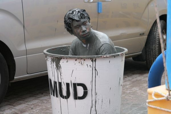 Boryeong Mud Festival in South Korea, the Fun Way to Get Dirty