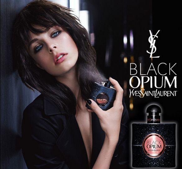 Chicas, muestras #gratis del perfume de YSL!