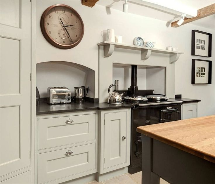 Shadow White cabinets