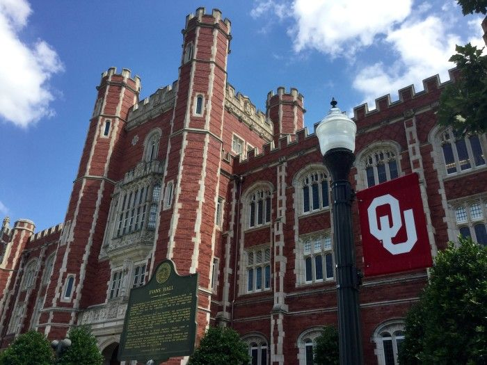 14. The University of Oklahoma ranks number one in the nation among all public universities in the number of National Merit Scholars enrolled, per capita.