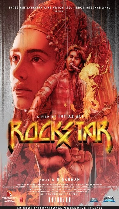 Rockstar - Ranbir Kapoor, Nargis Fakhri. | Hindi movies ...