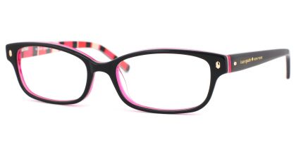 Kate Spade Lucyann eyeglasses - Provide exceptional comfort and style at a reasonable price.Kate Spade Lucyann eyeglasses are available online at FramesDirect.com.