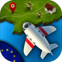 GeoFlight Europe - Geography learning made easy and fun od vývojáře TopoMonkey