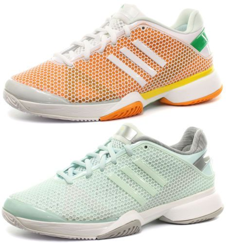 adidas Stella McCartney Barricade Womens Tennis Trainers ALL SIZES AND COLOURS #adidas #Trainers