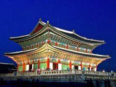 王の秘密の夜景は一度はみたい!景福宮(キョンボックン)韓国 旅行・観光の見所!