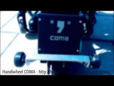 Sin limites con HANDIWHEEL COMA - YouTube Handiwheel COMA. Power wheelchair accesories. Accesorio a motor para Sillas de ruedas. www.handiwheel.com