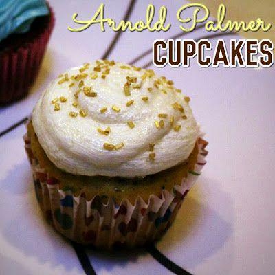 EmilyCanBake: Arnold Palmer Cupcakes  www.emilycanbake.com