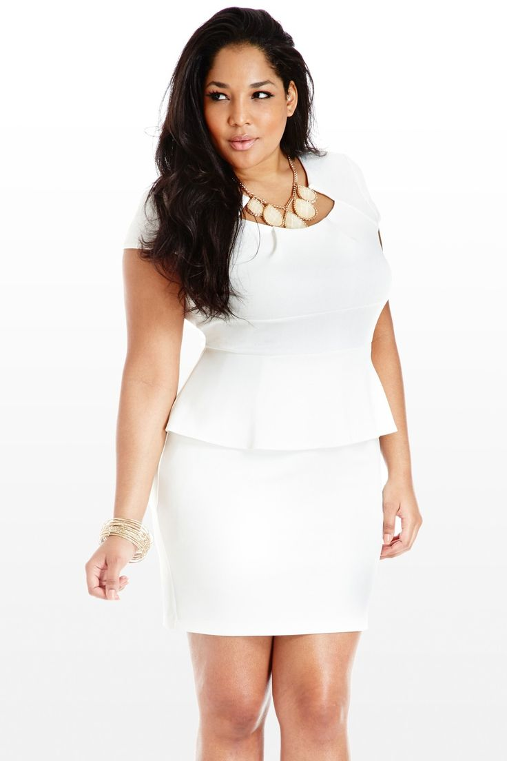 Tight all white plus size attire plus size dropshippers for tall