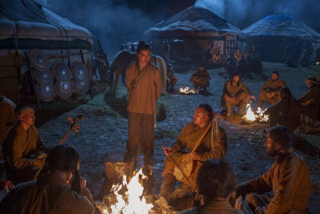 Still of Remy Hii in Marco Polo (2014)