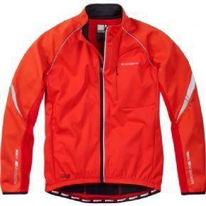 Madison Sportive Mens Softshell Jacket The heavyweight Sportive thermal jacket is the ideal winter training jacket.Recently rated 4.5/5 in Cycling Plus magazine:The Sportive - with its sleek cut soft-feeling fabric and fine performance -  http://www.MightGet.com/april-2017-1/madison-sportive-mens-softshell-jacket.asp