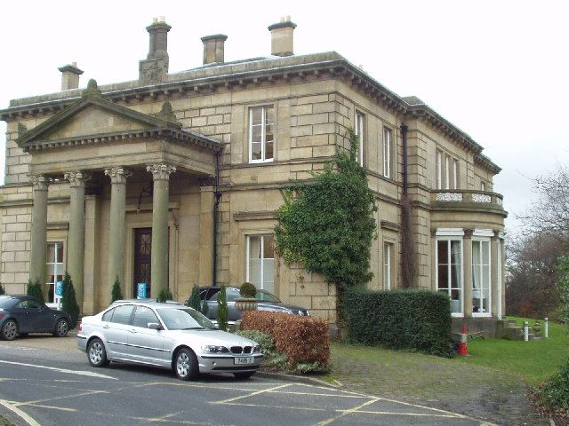 Roundhay Hall BUPA Hospital Jackson Avenue Leeds Health Insurance Comparison Uk