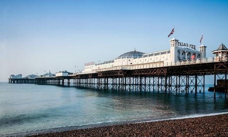 2017 UK to: Brighton: 1 Night for Two with Breakfast and Options for Dinner, Prosecco and Late Check-Out at The Brighton Hotel UK 2017 Deal:  for just: £49.00