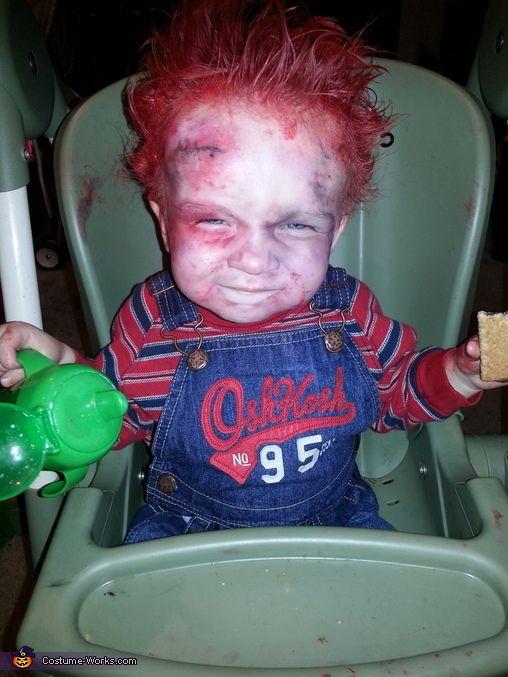 Chucky - Halloween Costume Contest via @costume_works