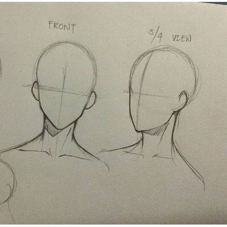 Wie das Gesicht etappenweise zu zeichnen – #das #e…