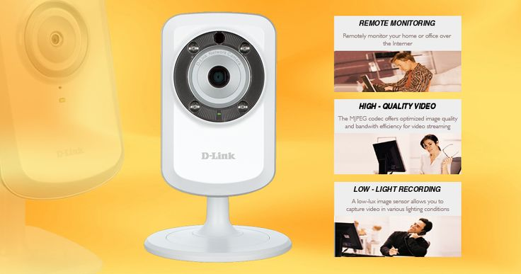 This is versatile and high performance network camera. Best designed for comprehensive surveillance solution for your home or any  small office.