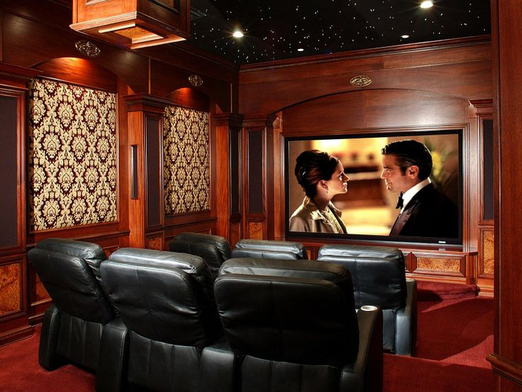 On This Article, I Will Share You Several Tips And Practical Guides In DIY  Home Theater Design ...