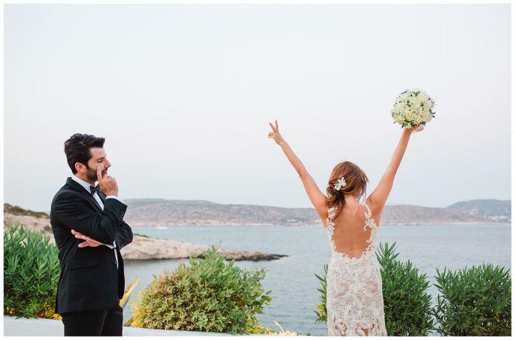 After wedding emotions...