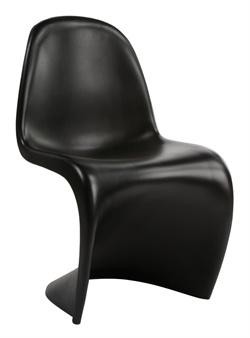 Replica Verner Panton Chair - Standard by Vernon Panton - Matt Blatt