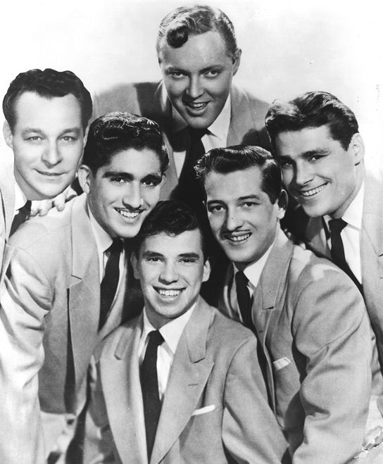 Bill Haley and the Comets http://www.rockisfifty.com/media/gallery/the-comets-1955.jpg