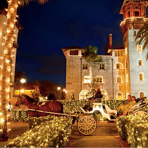 Christmas lights st augustine things to do in florida for St augustine craigslist