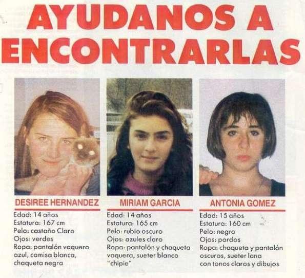 Uno de los más célebres misterios de Estado españoles es el conocido como Crimen de Alcàsser, o El asesinato de las tres niñas de Alcàsser.