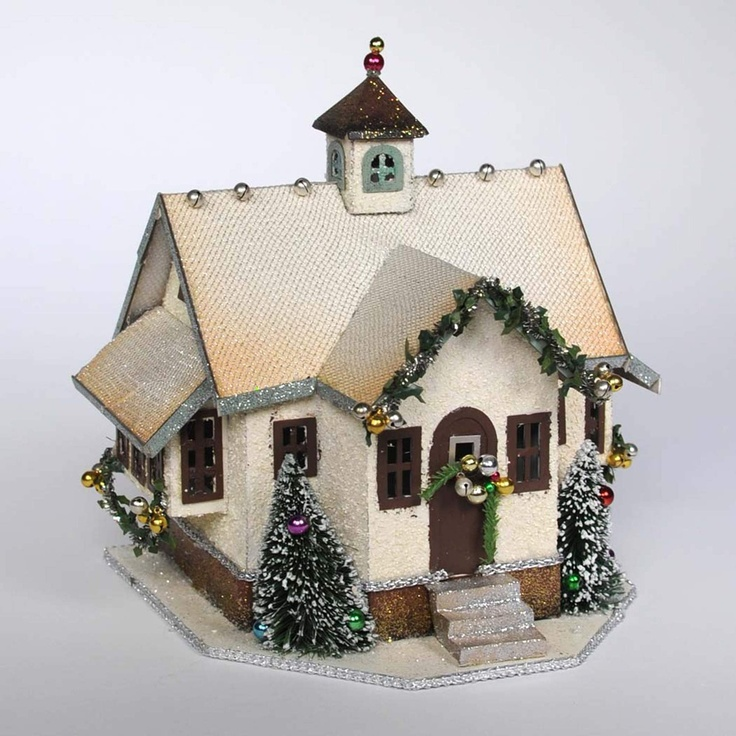 628 best little houses images on pinterest putz houses cardboard houses and christmas houses - The tiny house village a miniature settlement ...