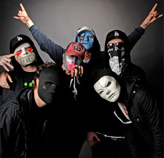 hollywood undead | Hollywood Undead Official Top 10 Songs