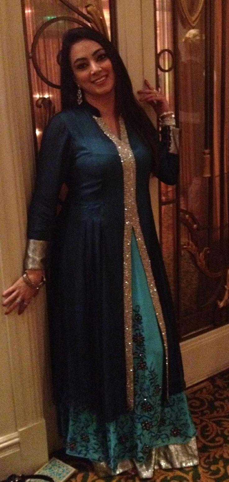 My beautiful Pakistani dress :)