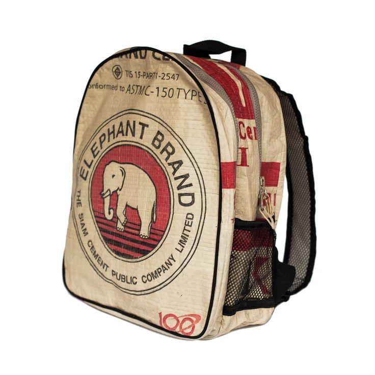 Fikay Elephant Eco Backpack
