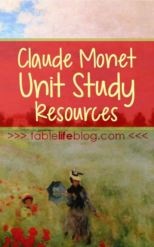 671 Best Images About Unit Studies Free On Pinterest