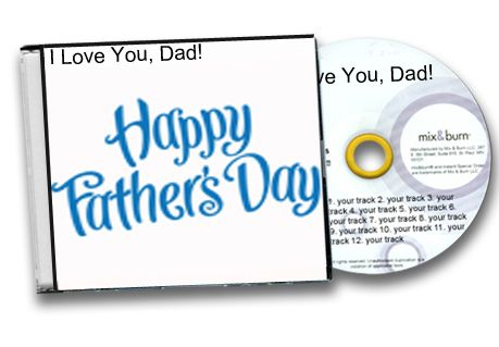 Make him a mix CD of his favorite old songs and see the smile on his face #LincBestDad