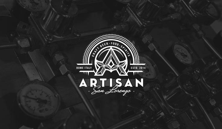 Davide Scarpantonio ARTISAN _ Brand identity