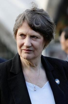 #23 Helen Clark Administrator, U.N. Development Programme Master of Arts, University of Auckland; Bachelor of Arts / Science, University of Auckland