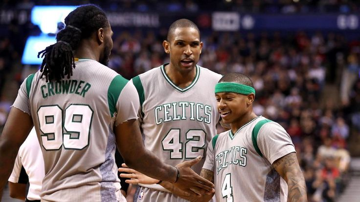On verge of No. 1 seed, Celtics 'have a special group,' Al Horford says #FansnStars