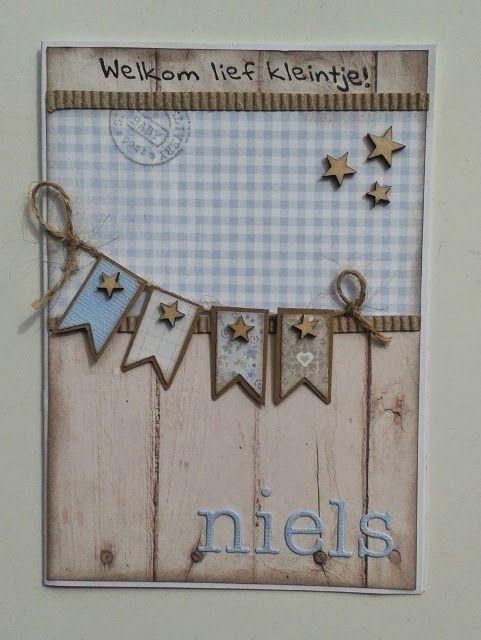 Annemarie's kaarten: Niels