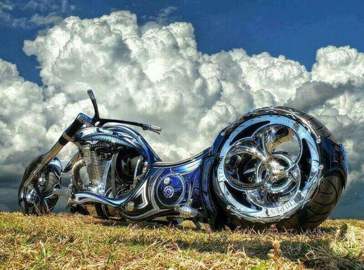 Sculptural bike