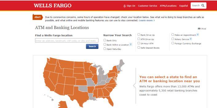 Wells Fargo Bank Arizona Near Me Wells Fargo Fargo Bank