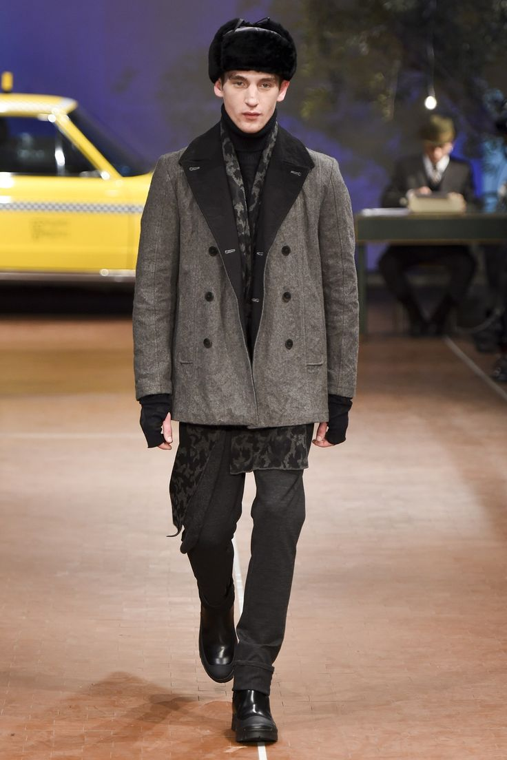 See the Antonio Marras autumn/winter 2015 menswear collection