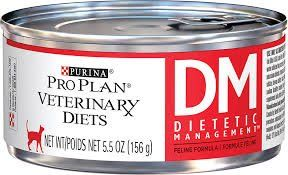 Purina Veterinary Diets Feline DM Dietetic Management Canned Cat Food 24 55oz cans by Purina Pet Supplies ** Want additional info? Click on the image.(This is an Amazon affiliate link and I receive a commission for the sales)