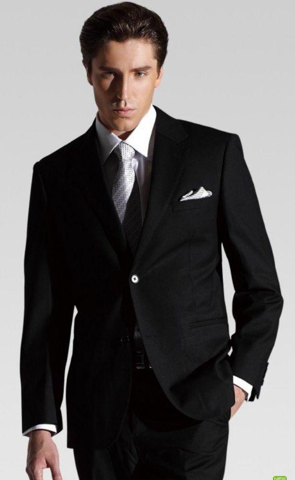 Black Wedding Dress for Groom