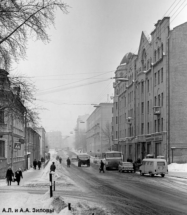 Картинки и приколы - Москва, которой нет (43 фото)