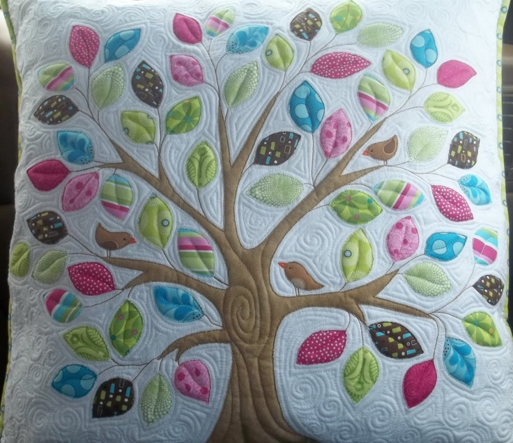 1000 Images About Quilted Cushions On Pinterest