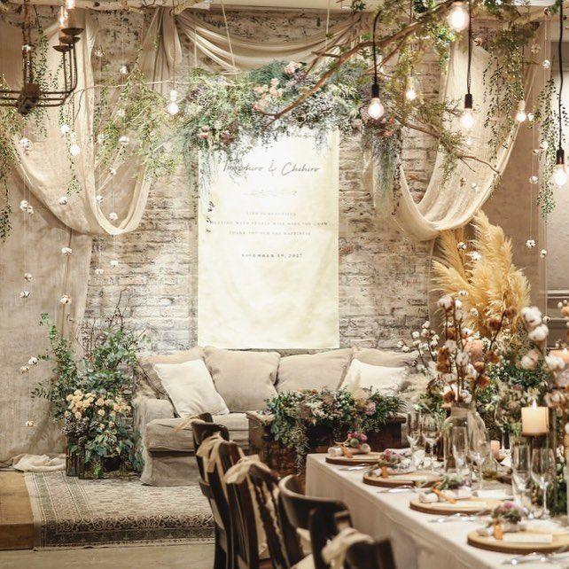 いいね!426件、コメント1件 ― TRUNK BY SHOTO GALLERYさん(@trunkbyshotogallery)のInstagramアカウント: 「#TRUNKBYSHOTOGALLERY #TRUNKwedding #TRUNK花嫁 #結婚式 #結婚式準備 #結婚式場 #関東花嫁 #高砂 #高砂ソファ #メインテーブル…」