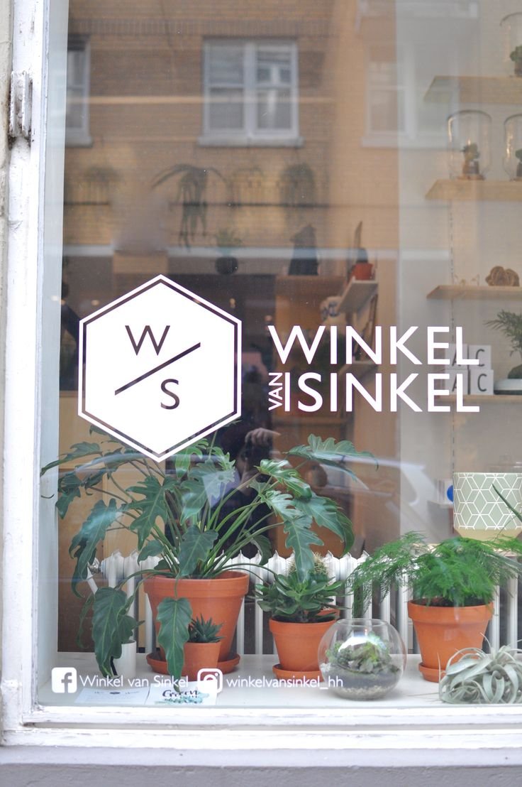 HAMBURG Winkel van Sinkel | Urbanjungle Concept Store with Amsterdam Design