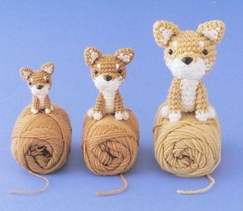 Free crochet pattern for dogs