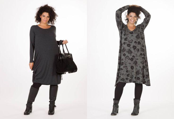 Moda Curvy Autunno Inverno 2014: LATTEMENTA | Punto Blu