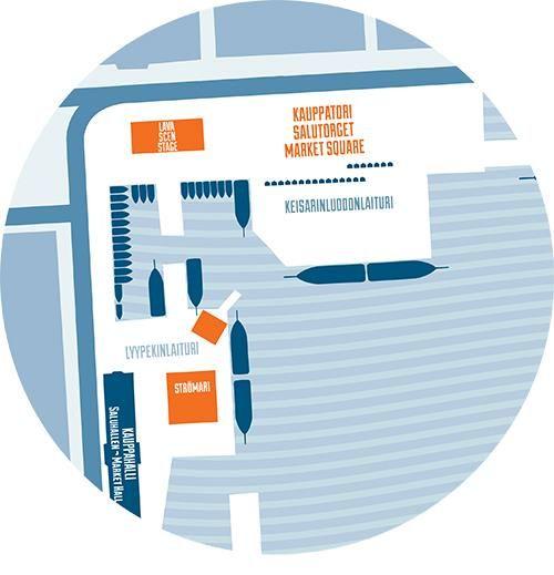 Port of Helsinki - Helsinki Baltic Herring Fair 2014 5th to 11th of October